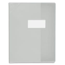 OXFORD Protège-cahier 17x22cm Strong Line cristal 15/100è + coins renforcés (30/100è). Incolore photo du produit