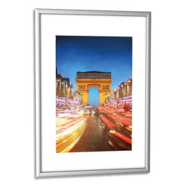 PAPERFLOW Cadre de décoration illustration Dunes en plexiglas - Format : L98 x H65 x P0,3 cm photo du produit