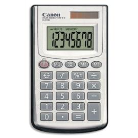 CANON Calculatrice de poche LS-270H 8 chiffres, pile/solaire 5932A016 photo du produit