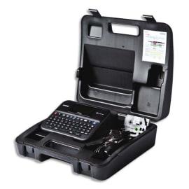 BROTHER Etiqueteuse bureautique connectable USB et polyvalente PT-D600VP 24mm, coloris Noir photo du produit