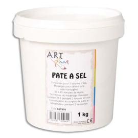 ART PLUS Seau de 1 kg de pâte à sel photo du produit