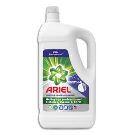 ARIEL Bidon de 4,95 litres de 90 Doses de lessive Liquide concentrée photo du produit