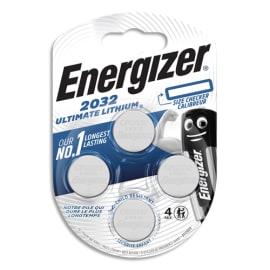 ENERGIZER Blister de 4 piles 2032 Lithium 7638900422993 photo du produit