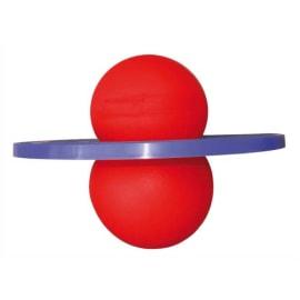 FIRST LOISIRS Ballon sauteur très ludique à utiliser debout pour developper l'équilibre et la coordinatio photo du produit