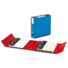 ARIANEX Classeur à deux leviers amovibles Mill-AR en PVC intérieur et extérieur Rouge, dos de 9.5cm photo du produit
