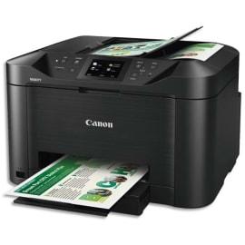 CANON Multifonction Jet d'encre couleur 4 en 1 Pro MAXIFY MB5150/55 0960C030/35 photo du produit