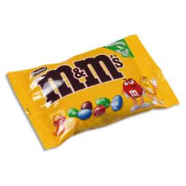 M&M'S Sachet de 45g de Cacahuètes enrobées de chocolat photo du produit