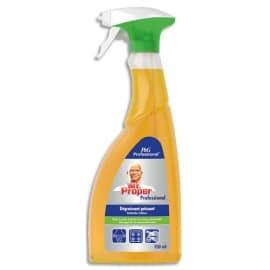 MR PROPRE Spray 750 ml Nettoyant et dégraissant des surfaces en cuisine, sans parfum photo du produit