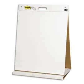 POST-IT Lot de 2 paperboards repositionnables (Meeting-chart) format 63,5x77,4 cm - 30 feuilles recyclées photo du produit