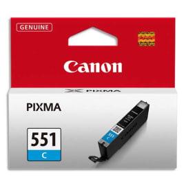 CANON Cartouche Jet d'encre Cyan 551 6509B001 photo du produit