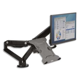 FELLOWES Kit complémentaire porte ordi portable pour bras Platinum Series 8044101 photo du produit