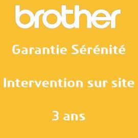 BROTHER Garantie sérénité 3 ans intervention sur site ZWOS03045 photo du produit