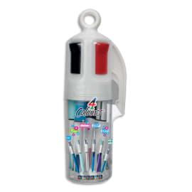 BIC Big Box de 6 stylos bille 4 couleurs différents : Classique+Fashion+Grip+Mini photo du produit