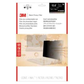 3M Filtre de confidentialité Noir Touch écran bord à bord pour PC portable 15,6 16:09 PF156W9E photo du produit