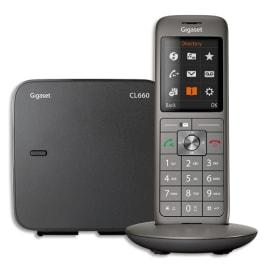 GIGASET Téléphone CL660 SOLO S38852-H2804-N101 photo du produit