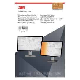 3M Filtre de confidentialité Or pour PC fixe de 21,5 16:09 GPF21.5W9 photo du produit