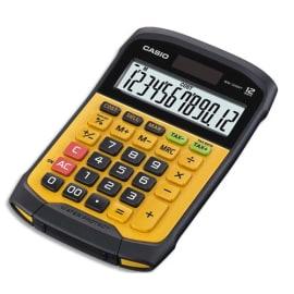 CASIO Calculatrice mini bureau étanche eau et poussiere 12 chiffres WM-320MT photo du produit