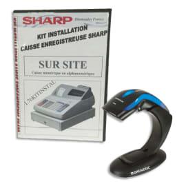 SHARPIE P/Kit installation + douchette Héron HD3130 RJ45 photo du produit