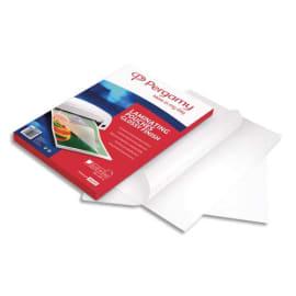 PERGAMY Boîte de 100 pochettes de plastification 2x75 microns A3 900145 photo du produit