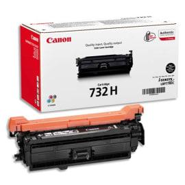 CANON Cartouche Laser Noir Haute capacité 732 HCBK 6264B002 photo du produit