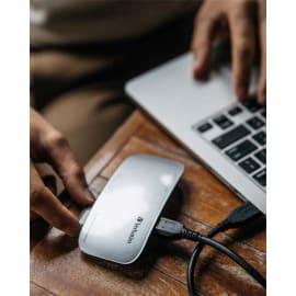 VERBATIM Lecteur de carte universel SHDC/SD/SDXC 47264 / 97706 (USB3.0) photo du produit
