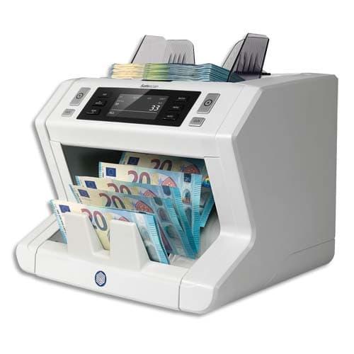 SAFESCAN Compteuse de billets 2610-S billets tiés + détection UV112-0506 photo du produit Principale L