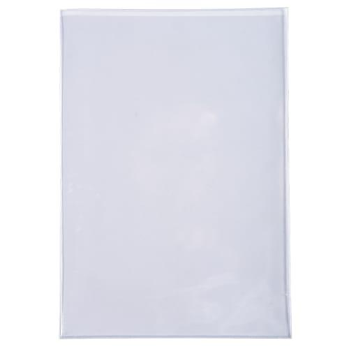 EXACOMPTA Sachet de 10 étuis 2 faces en PVC 30/100 ème. Format 30 x 21 cm. photo du produit Principale L