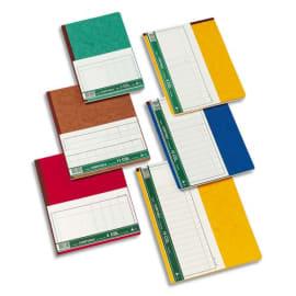 LE DAUPHIN Piqûre trace comptable folioté 27x37,5 cm 80 pages 30 colonnes photo du produit