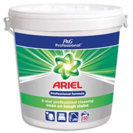 ARIEL Seau de 150 doses de lessive en poudre complète 9,75 kg photo du produit