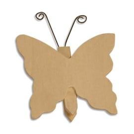 GRAINE CREATIVE Clip mémo magnet Papillon 85 x 80 mm photo du produit