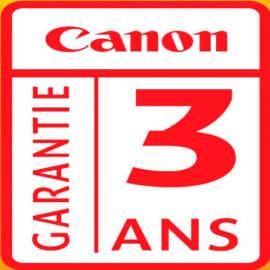 CANON Extension de garantie 3 ans retour atelier 0321V262 photo du produit