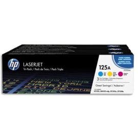 HP Tri pack couleur Laser 125A CF373AM photo du produit