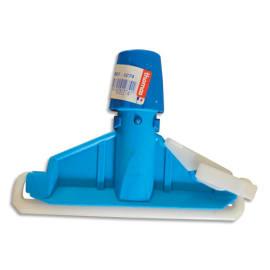 BROSSERIE THOMAS Pince Bleu en PP et nylon pour franges Faubert - Dimensions : L17,5 x H14 x P5 cm photo du produit