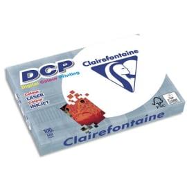 CLAIREFONTAINE Ramette de 500 feuilles papier Blanc DCP copieur, Laser, Jet d'encre couleur 100 gr A3 photo du produit