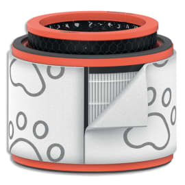 LEITZ Filtre tambour animaux HEPA Medium photo du produit