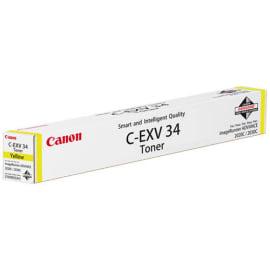 CANON Cartouche d'encre Jaune C-EXV34 3785B002AA photo du produit
