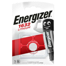 ENERGIZER Blister de 1 pile lithium CR1632 7638900411553 photo du produit