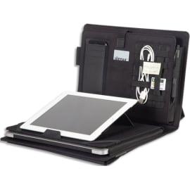 ALASSIO Conférencier A4 FIORI Mobile Office polyester. Divers pochettes informatiques. Couleur gris foncé photo du produit