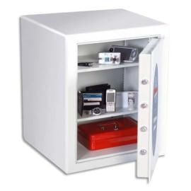 PHOENIX Coffre-fort de sécurité Fortress 42 litres, serrure à clé - Dimensions : L45 x H55 x P35 cm photo du produit