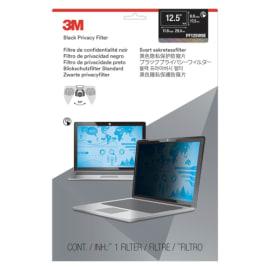 3M Filtre de confidentialité Noir Touch écran bord à bord pour PC portable de 12,5 16:09 PF125W9E photo du produit