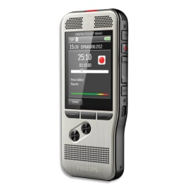PHILIPS Enregistreur numérique Pocket-Mémo DPM6000/00 photo du produit