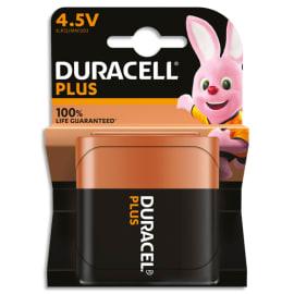 DURACELL Blister de 1 pile PLUS 100% 4,5 V 5000394146235 photo du produit