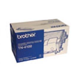 BROTHER Cartouche Laser Noir TN4100 (7500 pages) pour imprimante HL 6050 photo du produit