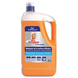 MR PROPRE Bidon de 5L Nettoyant multi-usages fraîcheur parfum Citrus Agrumes photo du produit