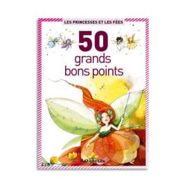 LITO DIFFUSION Boîte de 50 grandes images Princesses et fées photo du produit