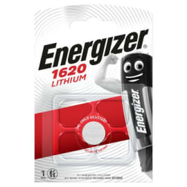 ENERGIZER Blister de 1 pile lithium CR1620 7638900411546 photo du produit