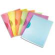 ESSELTE Chemise à clip en polypropylène color clip Rainbow couleurs assorties photo du produit