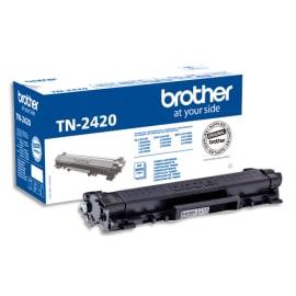 BROTHER Cartouche kit toner Noir 3 000 pages TN2420 photo du produit