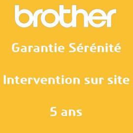 BROTHER Garantie sérénité 5 ans intervention sur site GSER5ISC photo du produit