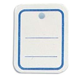 AVERY Boîte de 1000 étiquettes perforées lignées. Dim: 30x37 mm photo du produit